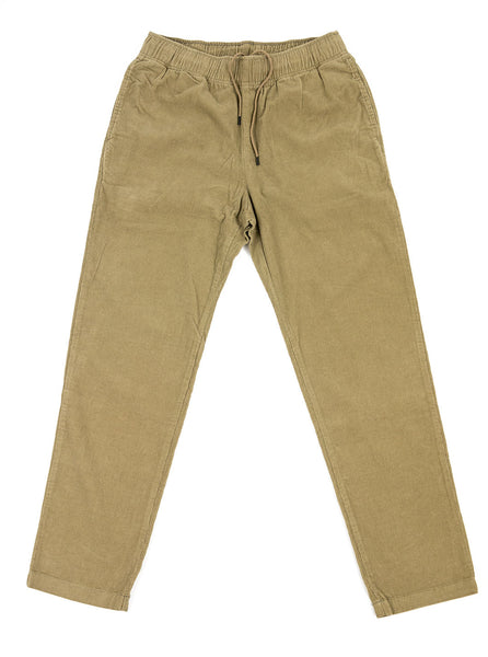 Adsum Bank Pant Cord Beige The Northern Fells Clothing Company Full