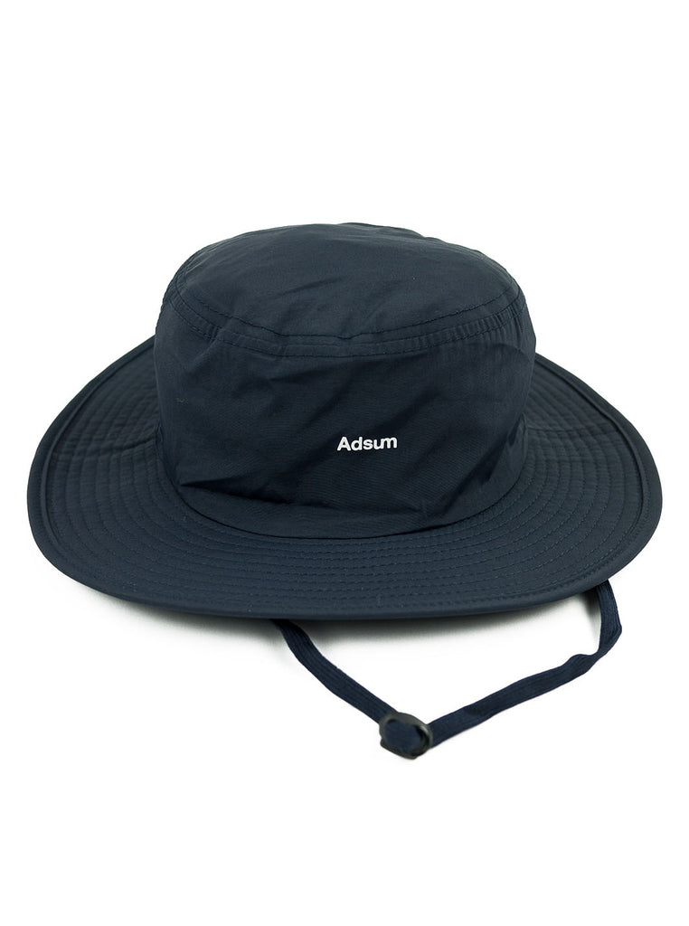 Adsum Bucket Hat Dark Navy The Northern Fells Clothing Company Full