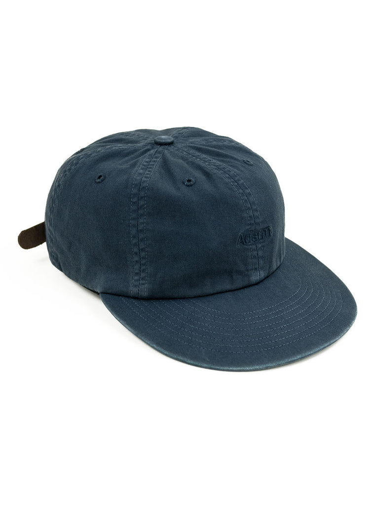 Adsum - Overdyed Twill Cap - Washed Navy - Northern Fells