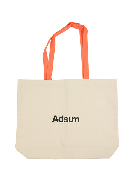 Adsum - Core Logo Tote Bag - Sherbet - Northern Fells