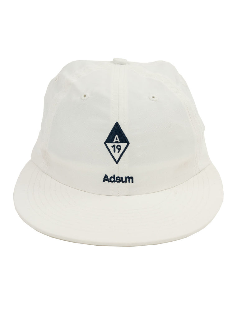 Adsum - Diamond Logo Hat - White - Northern Fells