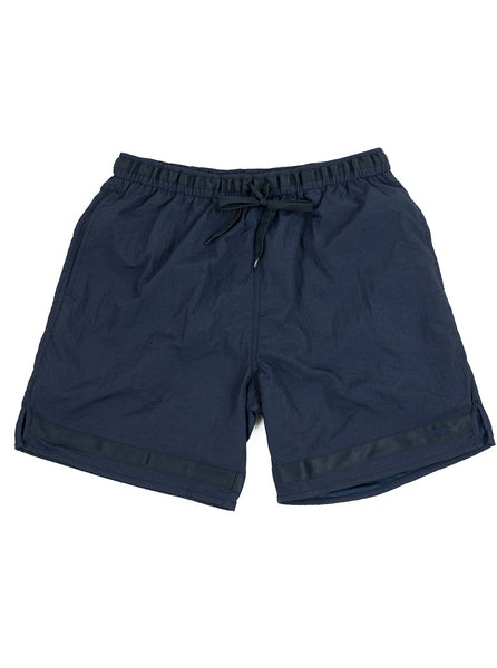 Adsum Effo Swim Short Dark Navy The Northern Fells Clothing Company Full