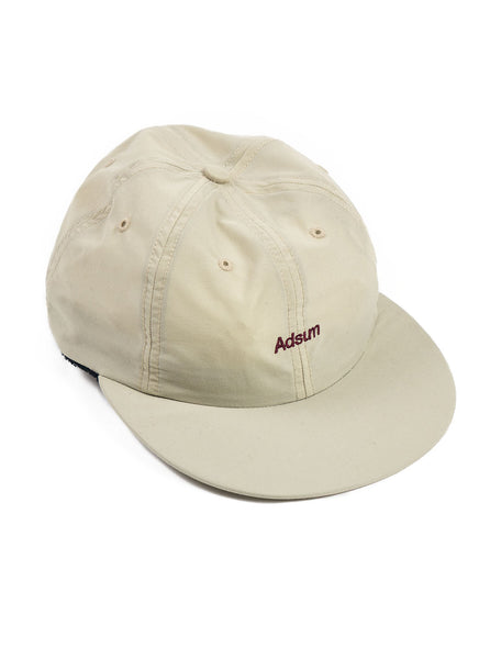 Adsum Logo Cap Tan The Northern Fells Clothing Company  Side