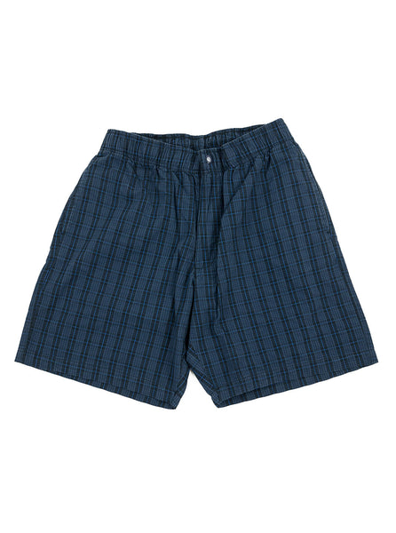 Adsum Plaid Bank Short Navy The Northern Fells Clothing Company Full