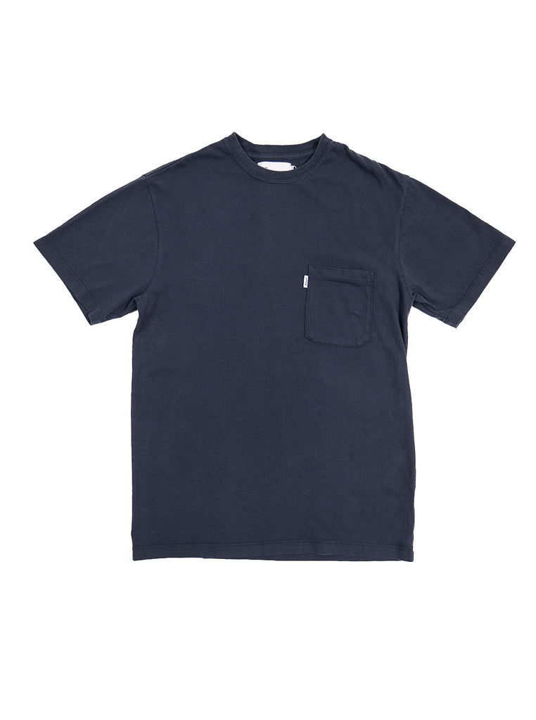 Adsum - Pocket T-Shirt - Navy - Northern Fells