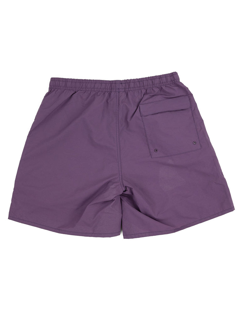 Adsum Site Short Grape The Northern Fells Clothing Company Back