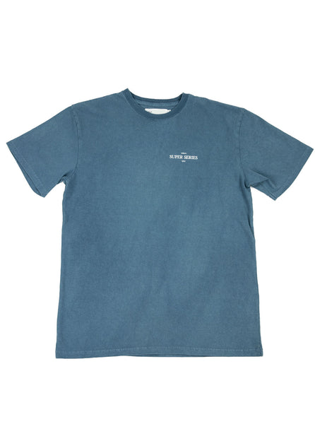 Adsum - Super Series T-Shirt - Slate - Northern Fells