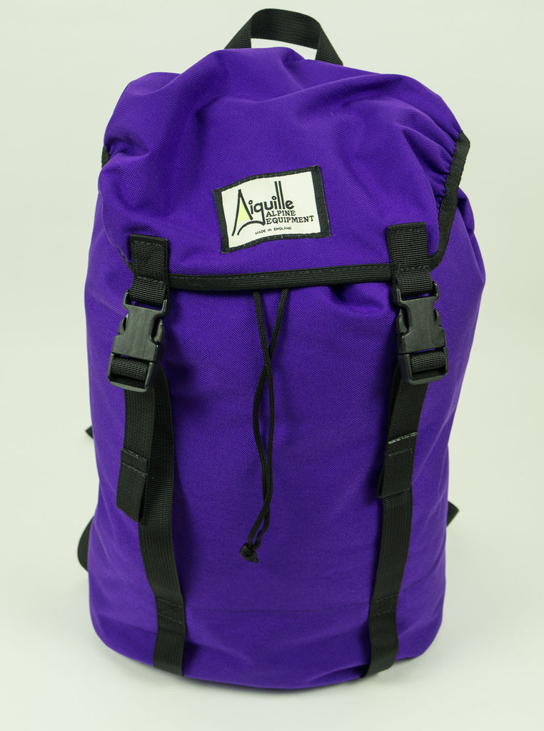 Aiguille Alpine Equipment - Midi Rucksack 28L - Purple - Northern Fells