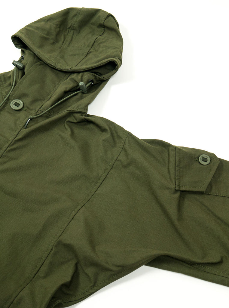 ArkAir - B602AA - Unlined Combat Smock - Rifle Green - Northern Fells