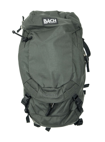 Bach Backpacks - 125300 - Shield 22 - Coal - Northern Fells