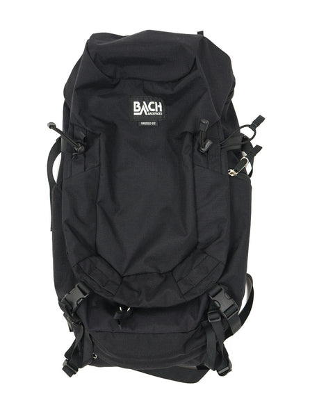 Bach Backpacks - 125310 - Shield 22 - Black - Northern Fells