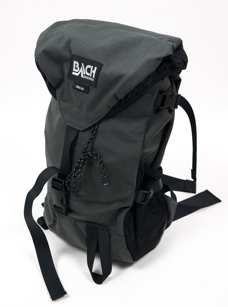 Bach Backpacks - 122015 - Roc 22 - Steel Grey - Northern Fells