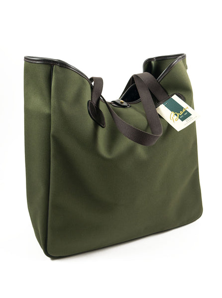 Brady - Large Carryall Tote Bag - Olive - Northern Fells