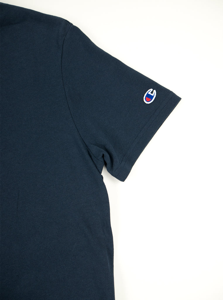 Champion - Reverse Weave Classic T-Shirt - Navy - Northern Fells