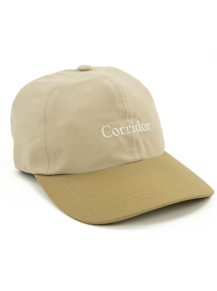 Corridor Microfiber Cap Natural The Northern Fells Clothing Company Side