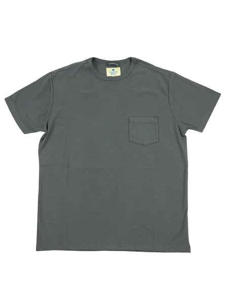 Corridor Tee Black The Northern Fells Clothing Company Full