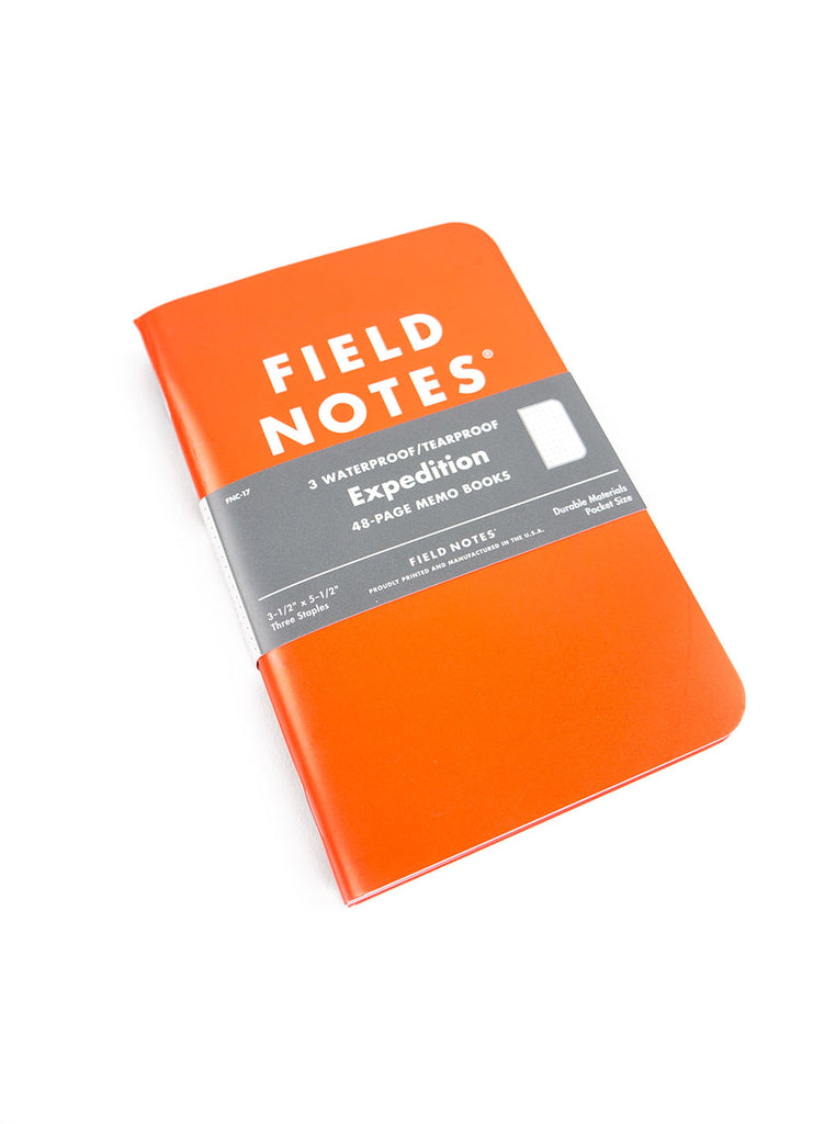 Field Notes - Expedition Memo Pad - Northern Fells