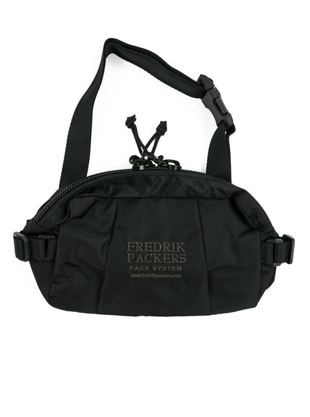 Fredrik Packers - Division pack - Black - Northern Fells