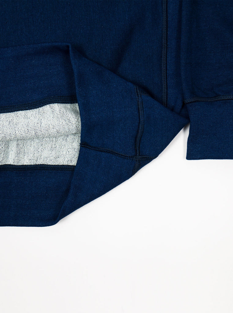 Good Measure - M21 Crew Neck Sweatshirt - Indigo - Northern Fells