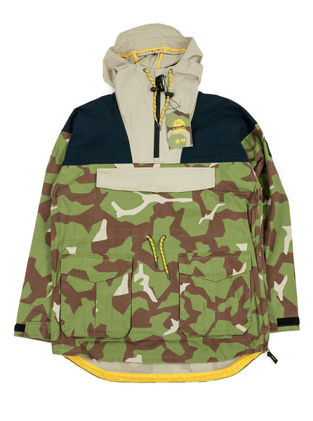 Griffin X Element -Smock Jacket - Abstract Camo - Northern Fells