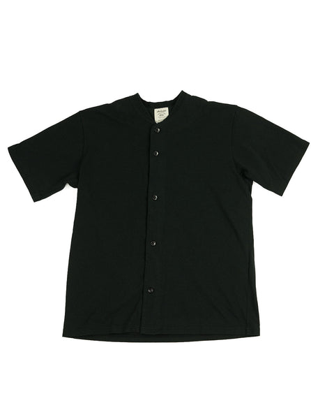Jackman -Baseball Shirt - Black - Northern Fells