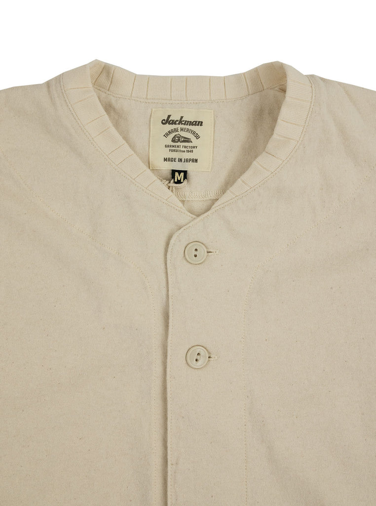 Jackman -Baseball Shirt - Kinari - Northern Fells
