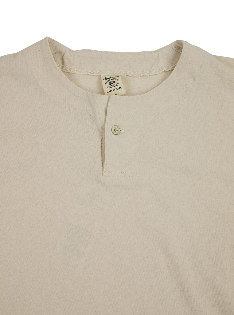 Jackman - Henley T-Shirt - Kinari - Northern Fells