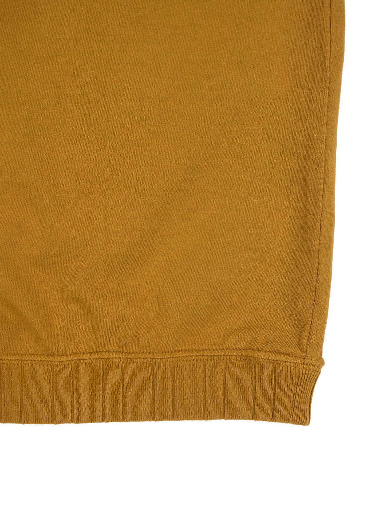 Jackman - Ribbed T-Shirt - Old Gold - Northern Fells