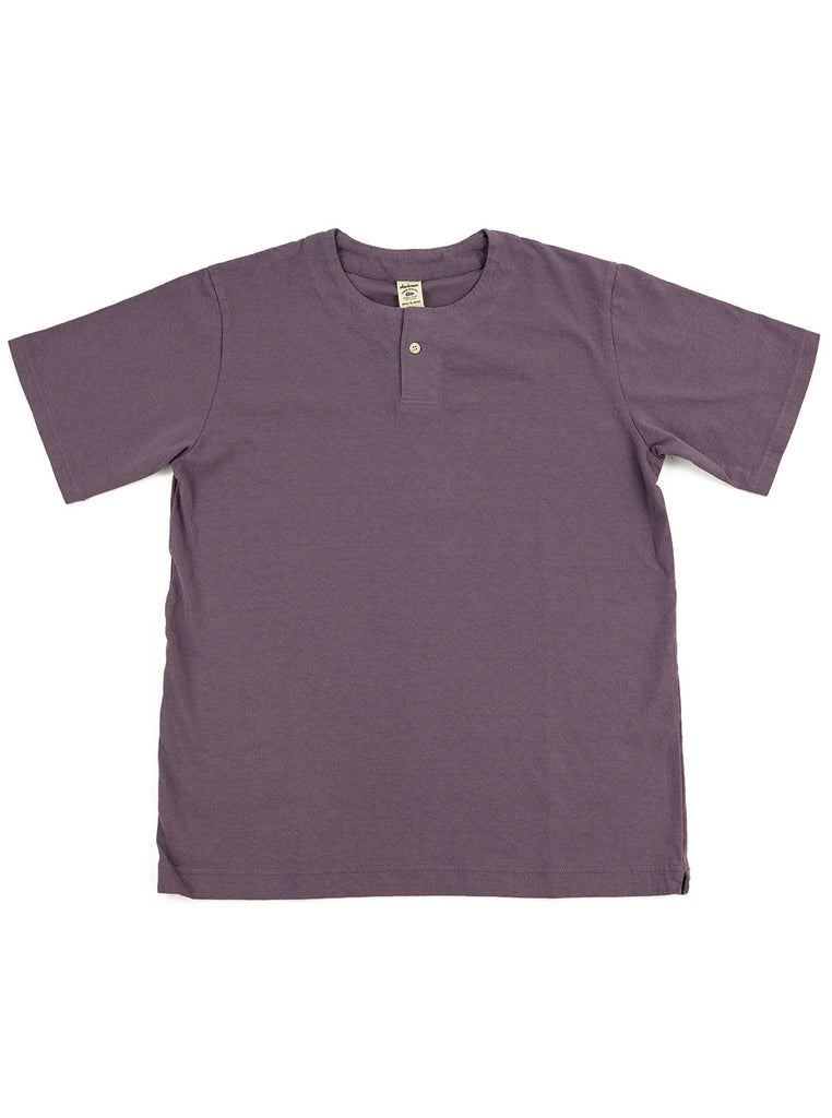 Jackman JM5013 Henley LS Soft Grey The Northern Fells Clothing Company Neck