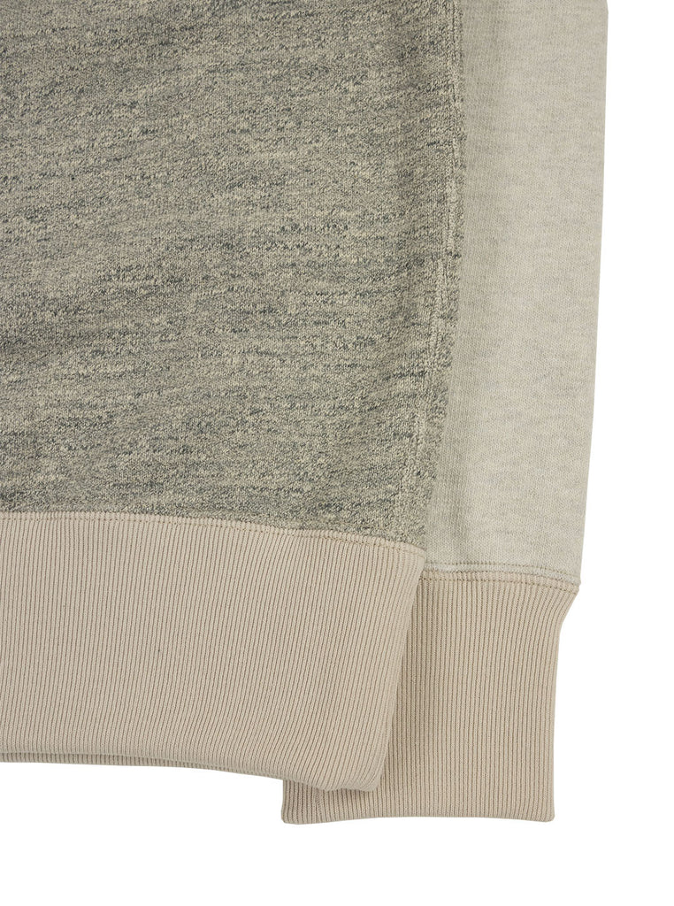 Jackman - GG Sweat Crewneck - Heather Grey/ Ash/ Beige - Northern Fells