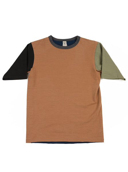 Jackman - Stretch T- Shirt - Ground Multi - Northern Fells
