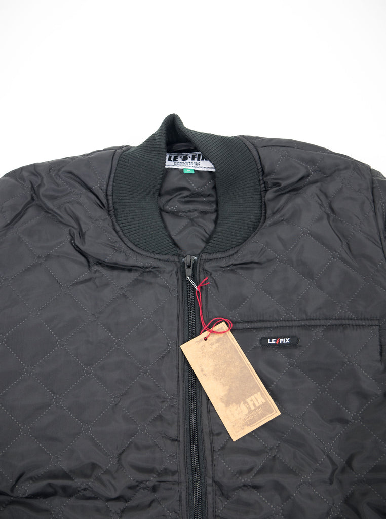 Le Fix -Thermo Jacket - Black - Northern Fells