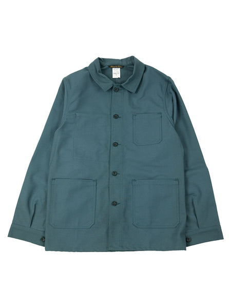 Le Laboureur - Work Jacket - Green - Northern Fells