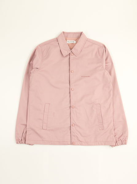 M.C.Overalls - Coach Jacket - Dusty Pink - Northern Fells