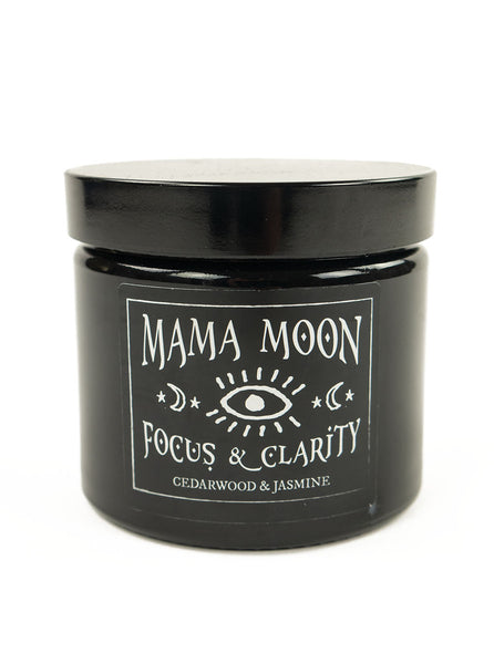 Mama Moon - Candle - Focus And Clarity - Northern Fells