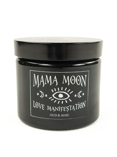 Mama Moon - Candle - Love Manifestation - Northern Fells
