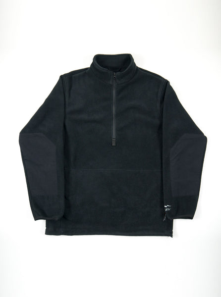 Manastash Polartec Pullover 717204209 Fleece Black The Northern Fells Clothing Company Main