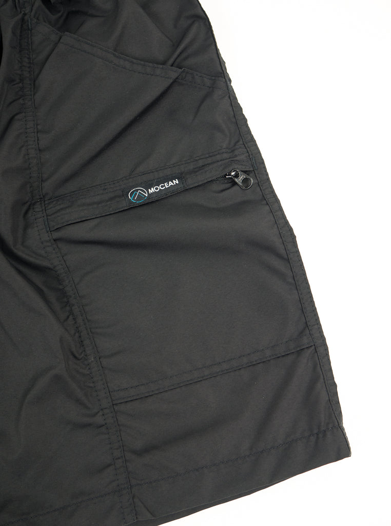 Mocean - Barrier Shorts - Black - Northern Fells