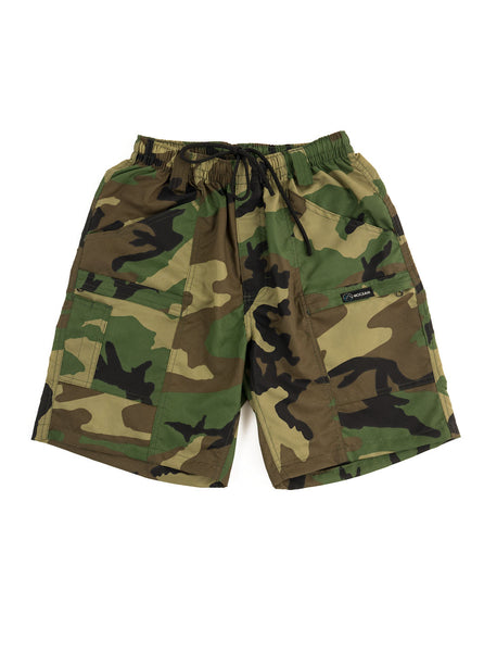 Mocean - Barrier Shorts - Camo - Northern Fells