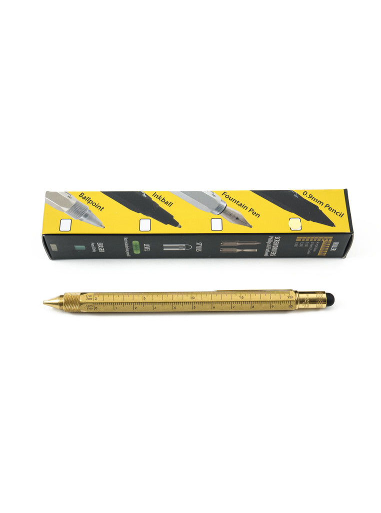 Monteverde - MV35481 - Tool Pencil - Brass - Northern Fells