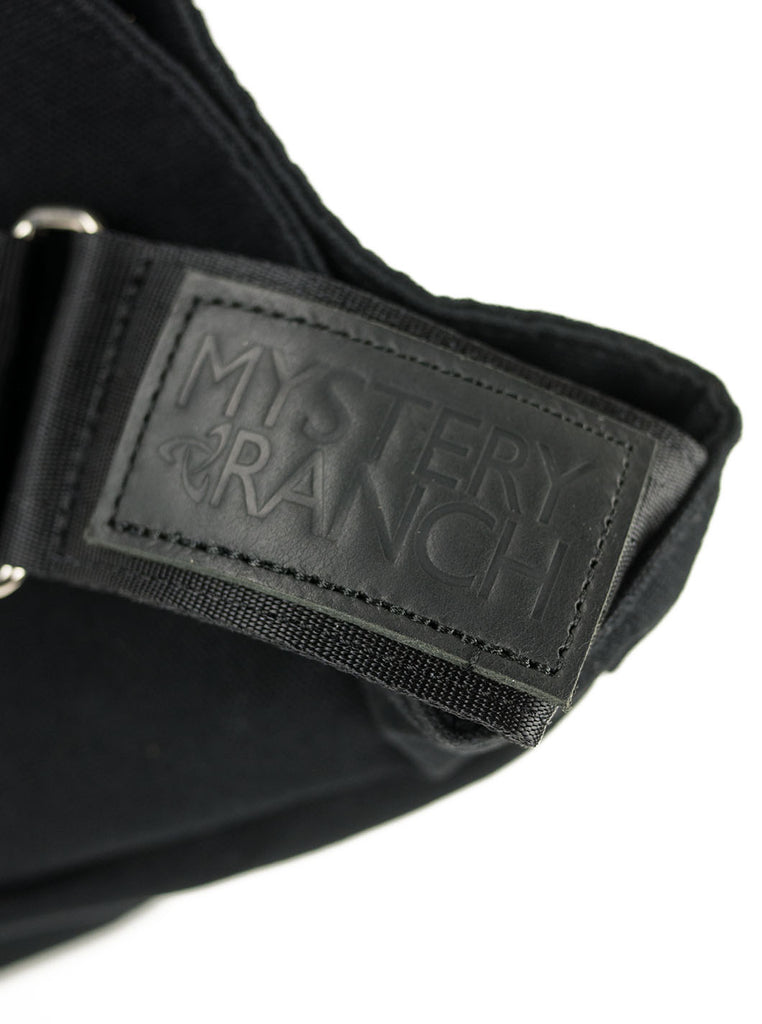 Mystery Ranch USA Hip Bindle Black Fanny Pack Cordura The Northern Fells Clothing Company Patch