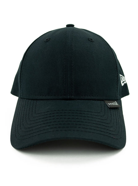 New Era Ventile 9Forty Cap Black The Northern Fells Clothing Company Front