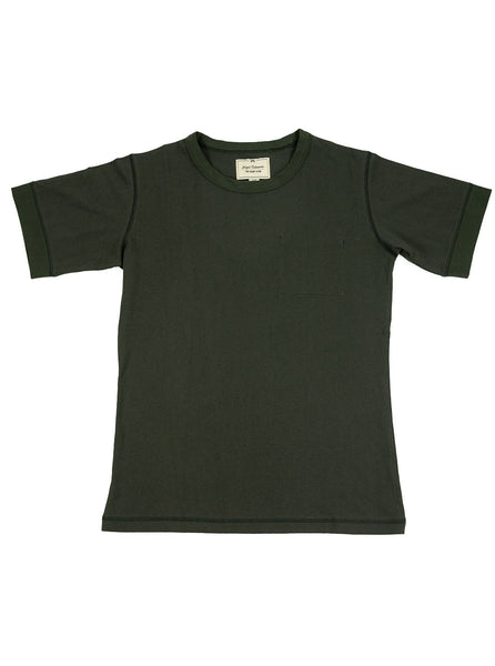 Nigel Cabourn Army Gym - Army Tee - Army - Northern Fells