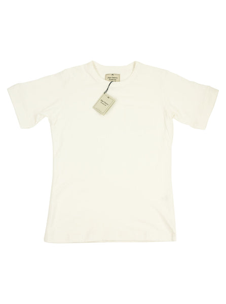 Nigel Cabourn Army Gym - Army Tee - Natural - Northern Fells