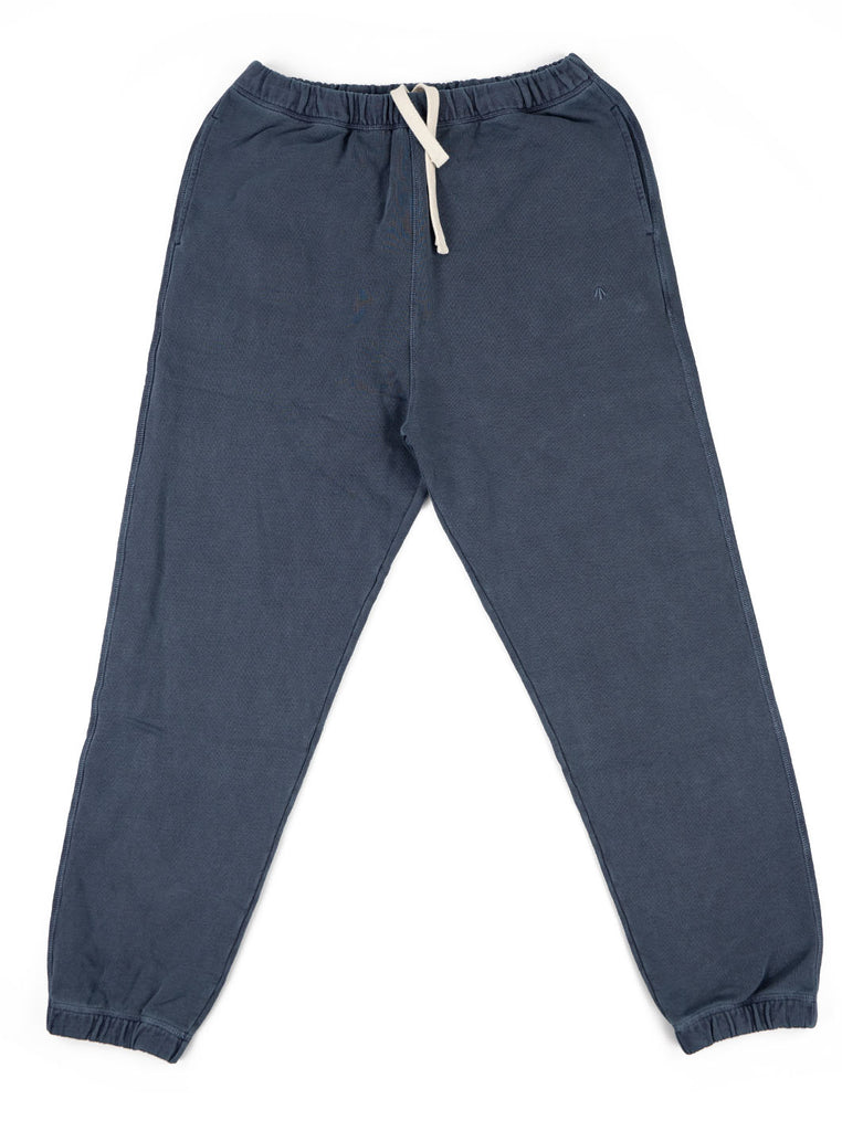 Nigel Cabourn Joggers Black Navy The Northern Fells Clothing Company Full
