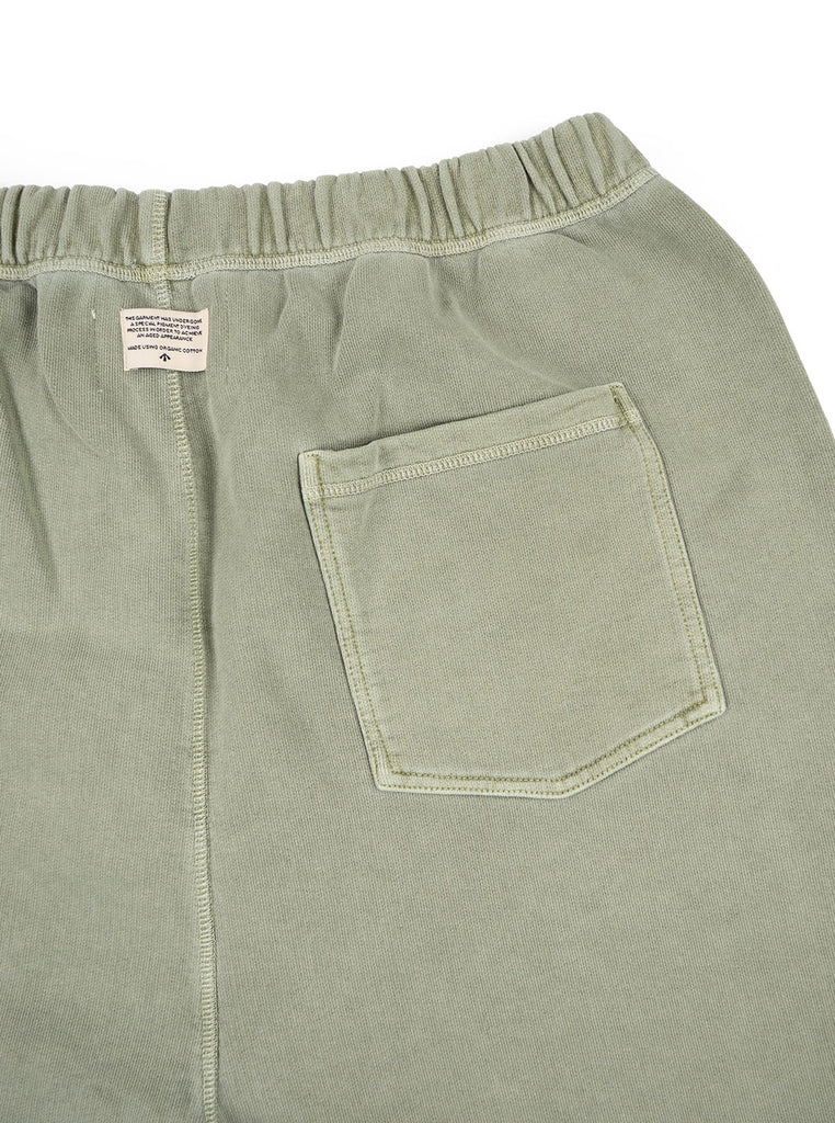 Nigel Cabourn Joggers Washed Army The Northern-Fells Clothing Company Back