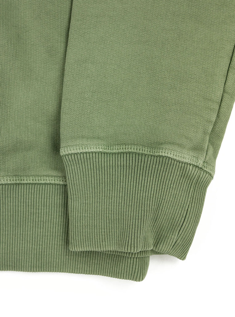 Nigel Cabourn Logo Crew Washed Army The Northern Fells Clothing Company Sleeve