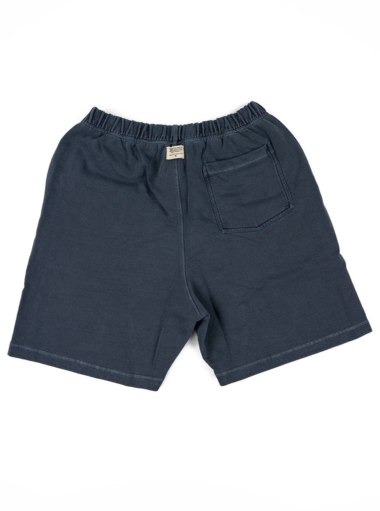 Nigel Cabourn Shorts Black Navy The Northern Fells Clothing Company Back