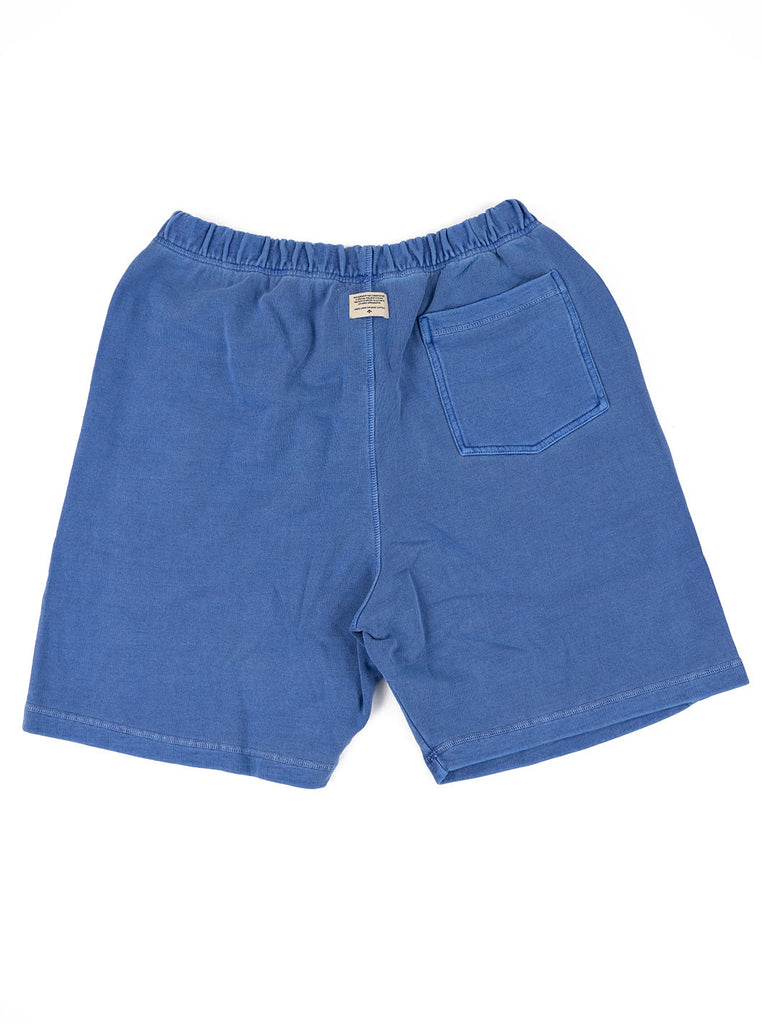 Nigel Cabourn Shorts Washed Blue The Northern Fells Clothing Company Back