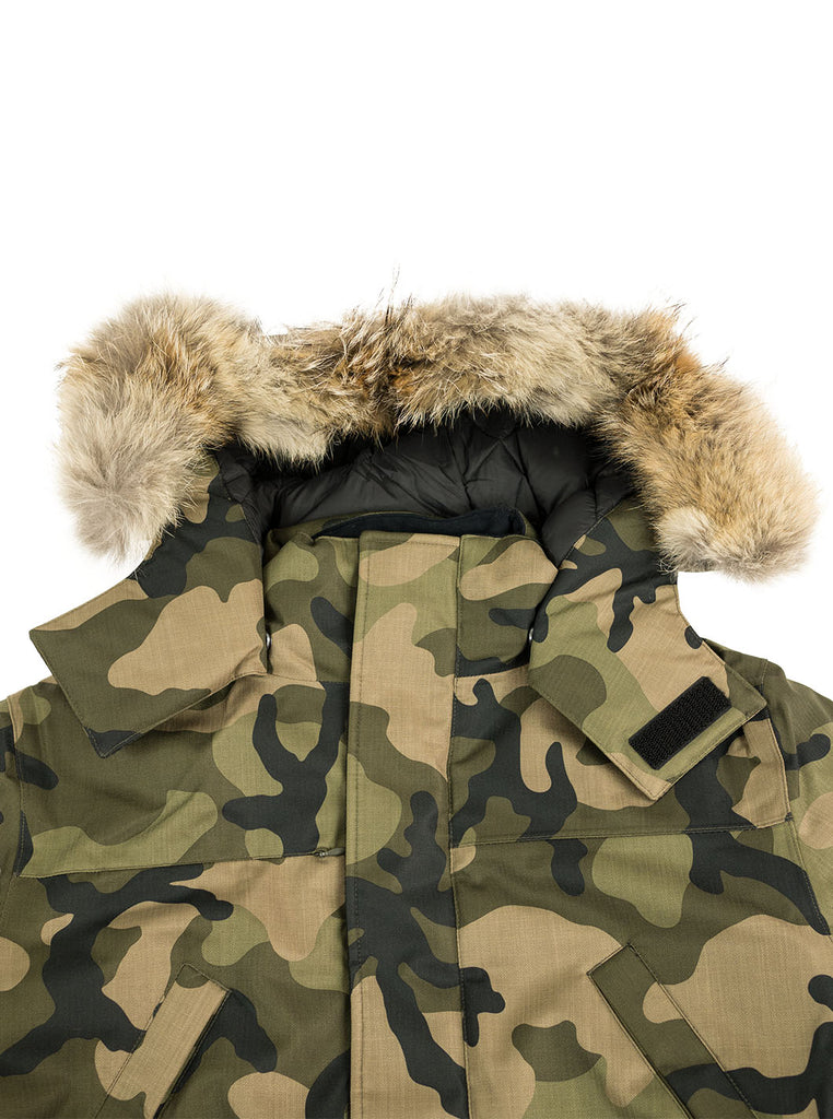 Nobis -  Dylan - Bomber Jacket - Camo - Northern Fells